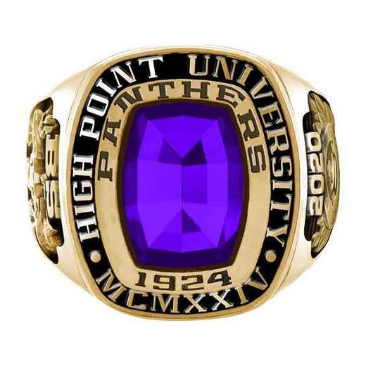 High Point University Men's Legend College Ring