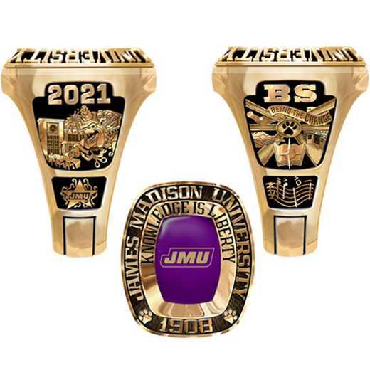 James Madison University Class Of 2021 Men's Legend