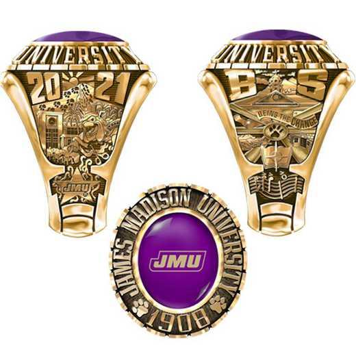 James Madison University Class Of 2021 Women's 876XS Traditional