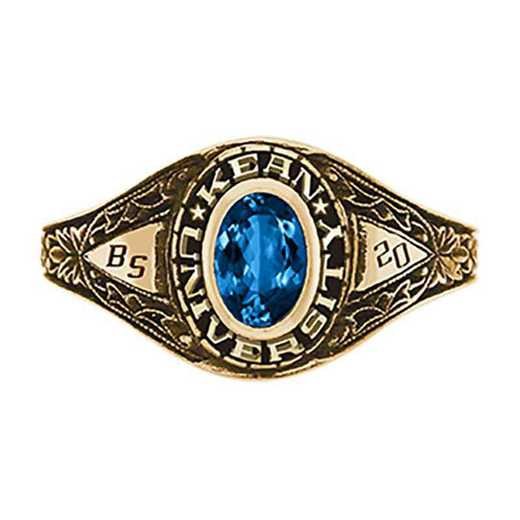 Kean University Women's Bouquet College Ring