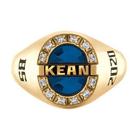 Kean University Women's Enlighten College Ring