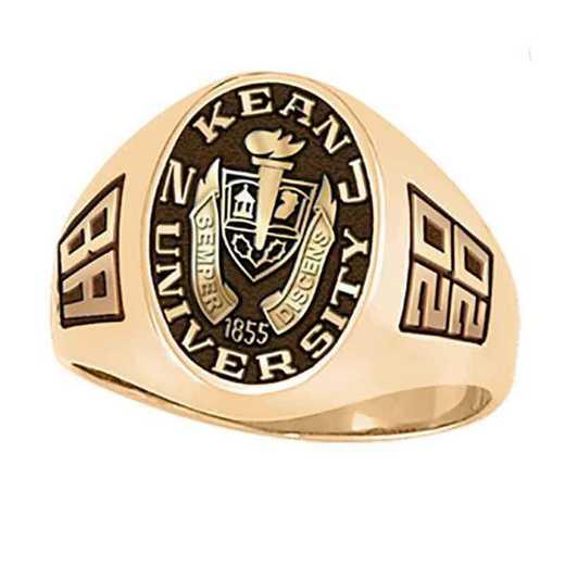 Kean University Men's Executive College Ring