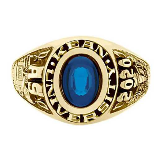 Kean University Women's Galaxie II College Ring