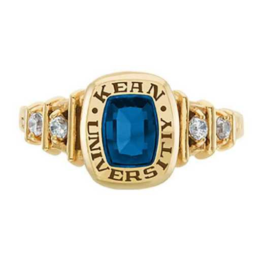 Kean University Women's Highlight College Ring