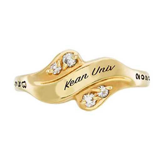 Kean University Women's Seawind College Ring