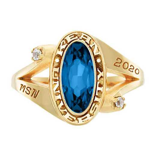 Kean University Women's Symphony College Ring