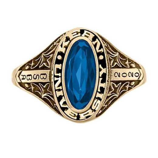 Kean University Women's Trellis College Ring