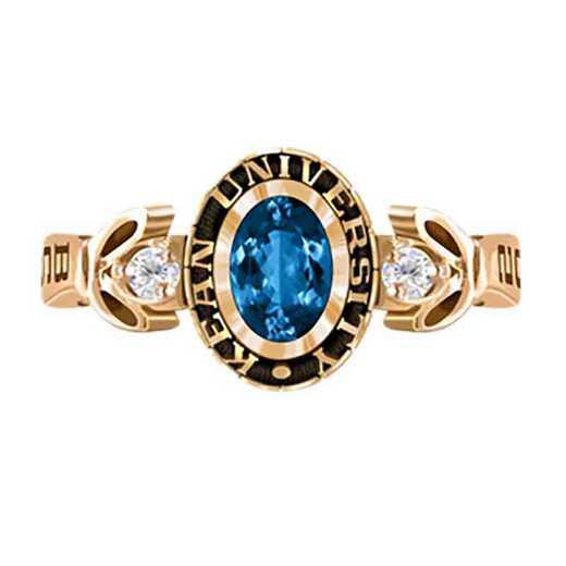 Kean University Women's Twilight College Ring