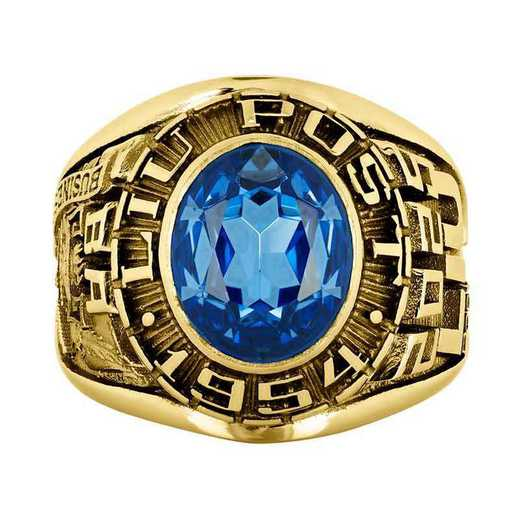 LIU Post Men's Traditional Ring