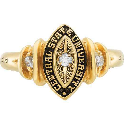 East Tennessee State University Quillen College of Medicine Duet Ring