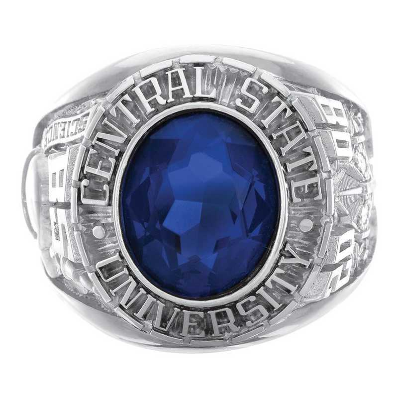 Multi-Choice Standard Men's Traditional Ring