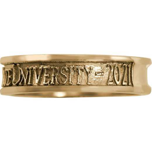 Montclair State University Women's Departure II College Ring
