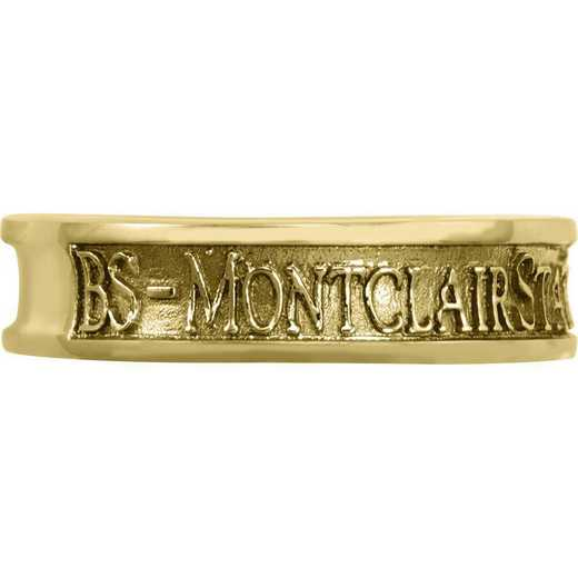 Montclair State University Men's Departure I College Ring