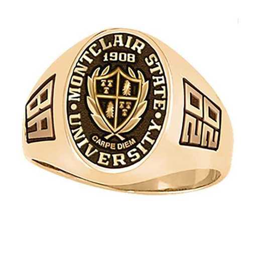 Montclair State University Men's Executive College Ring