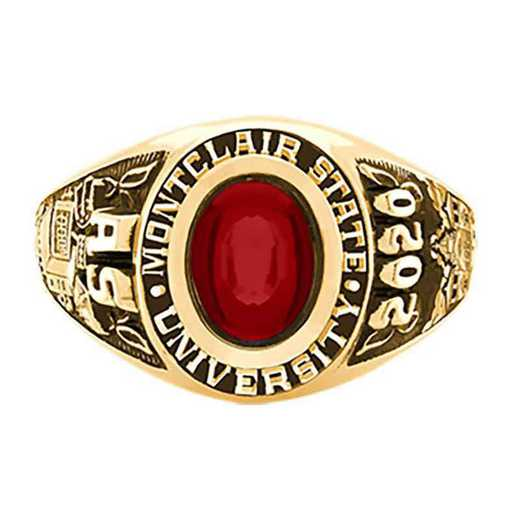 Montclair State University Women's Galaxie II College Ring