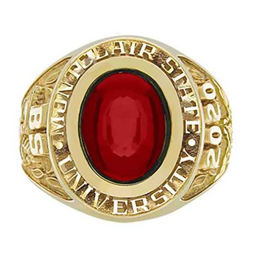 Montclair State University Men's Galaxie I College Ring