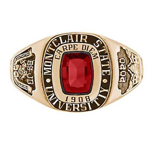 Montclair State University Women's Lady Legend College Ring