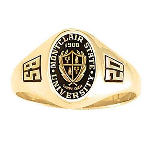 Montclair State University Women's Laurel College Ring