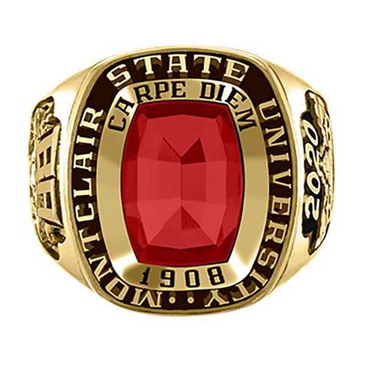 Montclair State University Men's Legend College Ring
