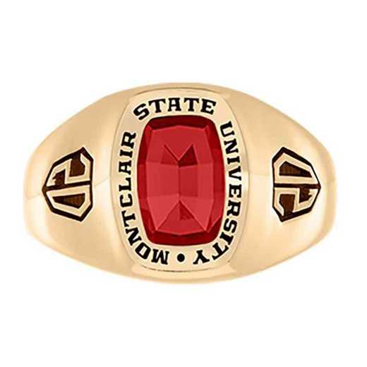 Montclair State University Men's Monarch College Ring