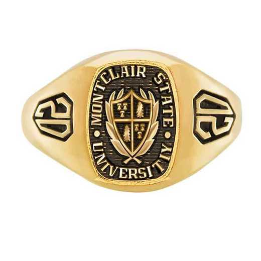 Montclair State University Women's Regency College Ring