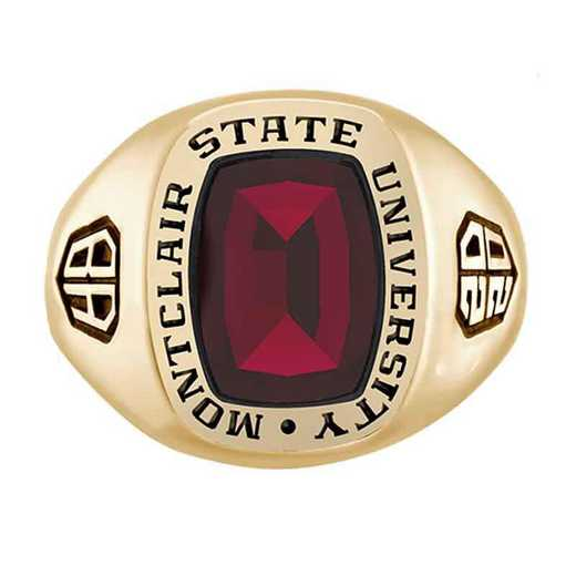 Montclair State University Men's Seahawk College Ring