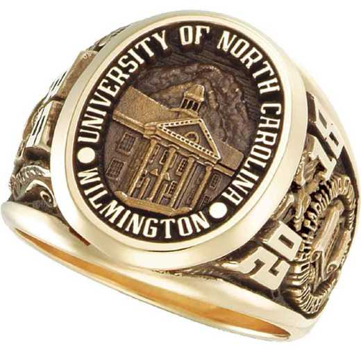 University of North Carolina at Wilmington Men's Collegian Ring