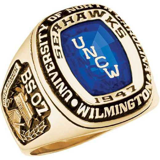 University of North Carolina at Wilmington Men's Legend College Ring