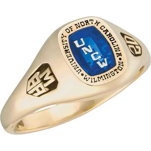 University of North Carolina at Wilmington Women's Noblesse College Ring