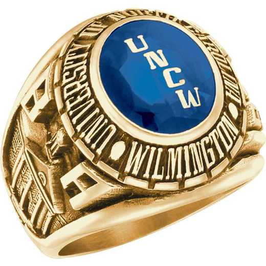 University of North Carolina at Wilmington Men's Traditional College Ring