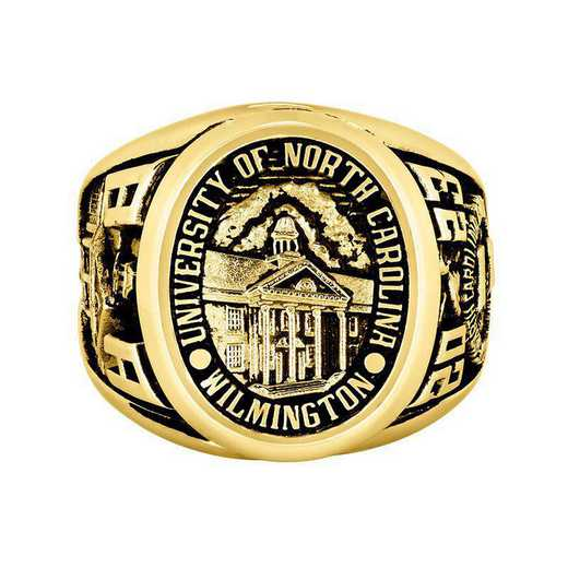 University of North Carolina at Wilmington Men's Collegian Ring