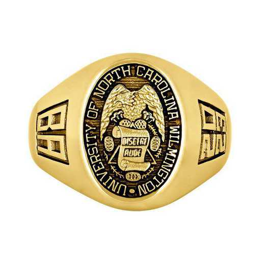 University of North Carolina at Wilmington Men's Executive College Ring