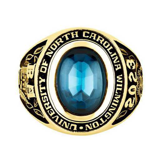 University of North Carolina at Wilmington Men's Galaxie I College Ring