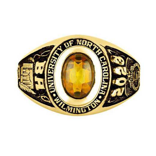 University of North Carolina at Wilmington Women's Galaxie II College Ring