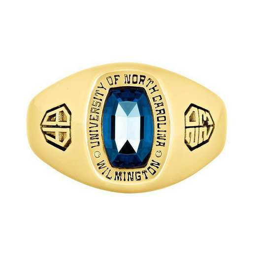 University of North Carolina at Wilmington Men's Monarch College Ring
