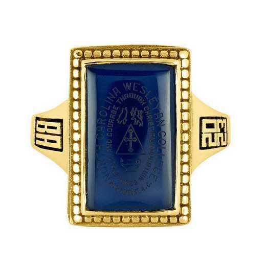 North Carolina Wesleyan College Women's 404S Dinner College Ring