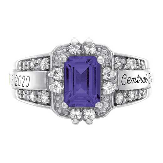New York University Illusion Ring