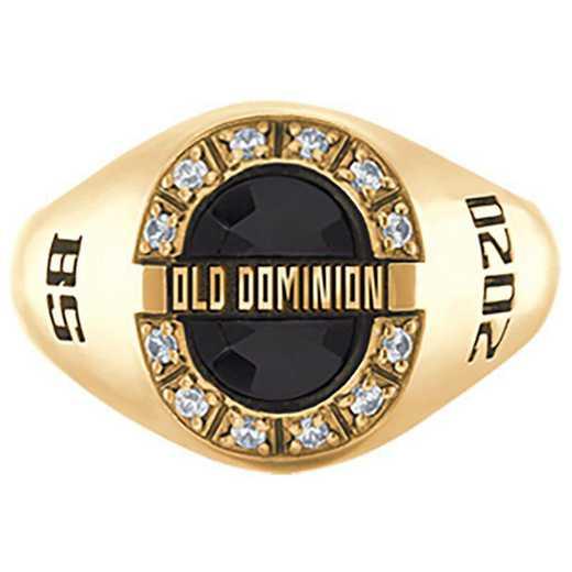Old Dominion University Women's Enlighten College Ring