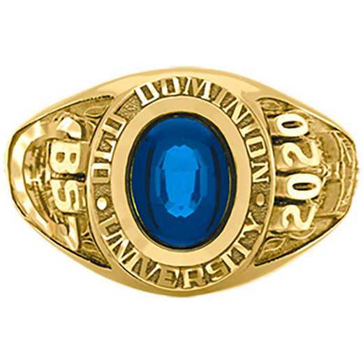 Old Dominion University Women's Galaxie II College Ring