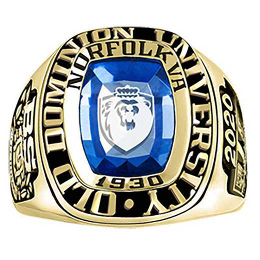 Old Dominion University Men's Legend College Ring