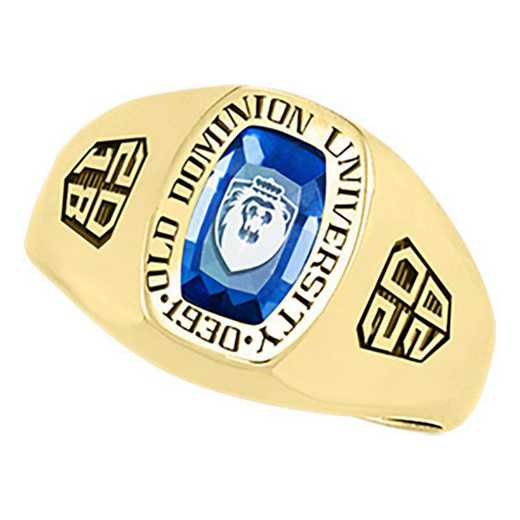 Old Dominion University Men's Monarch College Ring