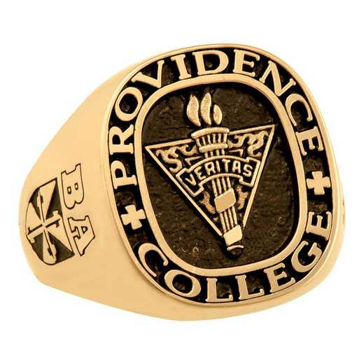Providence College Class of 2016 Men's All Metal Signet Ring