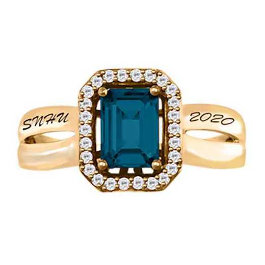 Southern New Hampshire University Women's Inspire Ring