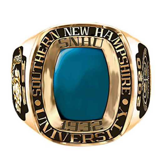 Southern New Hampshire University Men's Legend College Ring