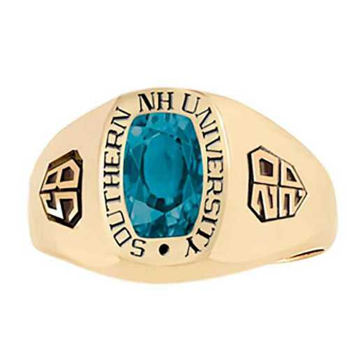 Southern New Hampshire University Men's Monarch College Ring