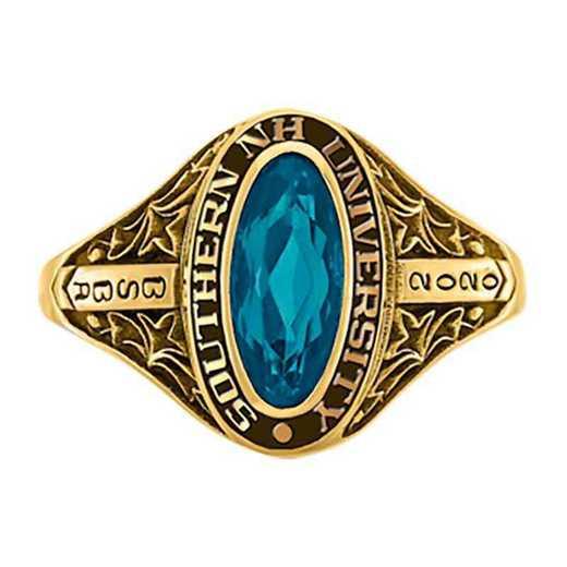 Southern New Hampshire University Women's Trellis College Ring