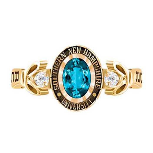 Southern New Hampshire University Women's Twilight College Ring