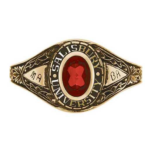 Salisbury University Women's Bouquet College Ring