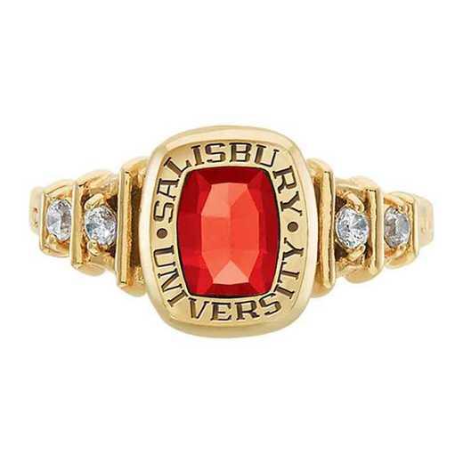 Salisbury University Women's Highlight College Ring