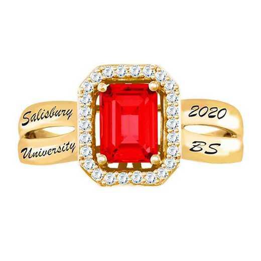 Salisbury University Women's Inspire College Ring